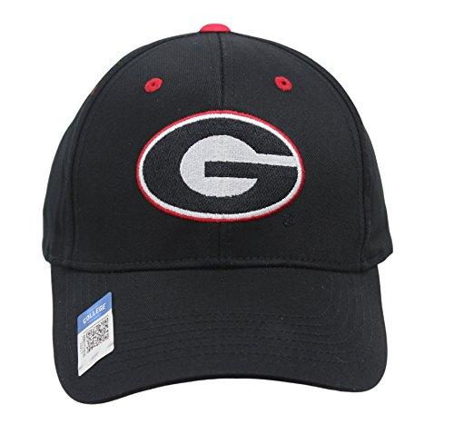 Captivating Headgear Men's Champ Fashion Georgia Bulldogs Embroidered Cap