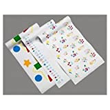 WP000-PT 982118 982118 Paper Exam Table Crepe Pediatric Combo 18x125 12Rl/Ca Tidi Products LLC
