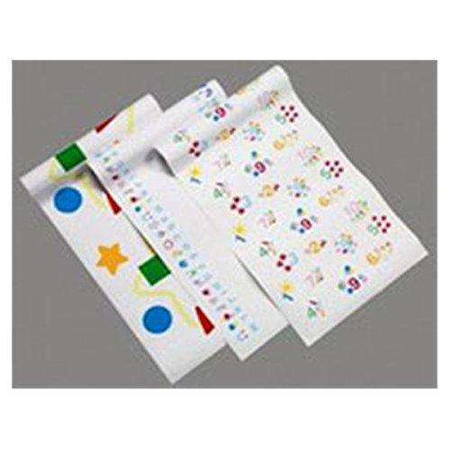 WP000-PT 982118 982118 Paper Exam Table Crepe Pediatric Combo 18x125 12Rl/Ca Tidi Products LLC