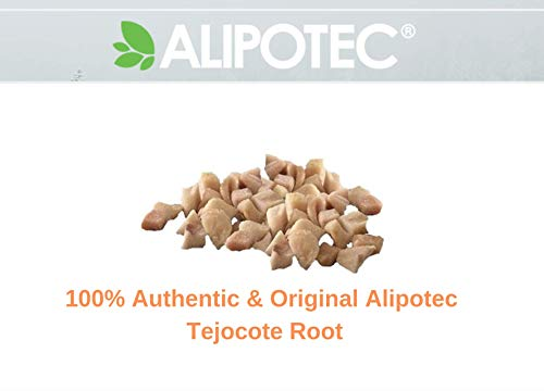 *Brand New Design* Original Elv Alipotec Tejocote Root Treatment - 1 Bottle (3 Month Treatment) - Most Popular, All-Natural Weight Loss Supplement in Mexico by Elv (Image #2)