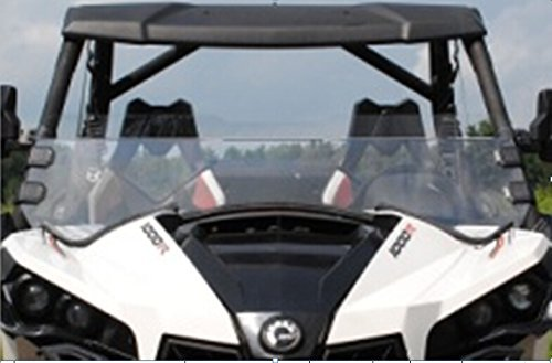 Half Front Quick Release Windshield for Can Am Maverick MAX 1000 Windshield 2013-2016 14 15