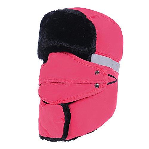 Winter Hat Winter Men'S Ear...