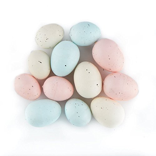 (Factory Direct Craft Package of 24 Pastel Speckled Easter Faux)