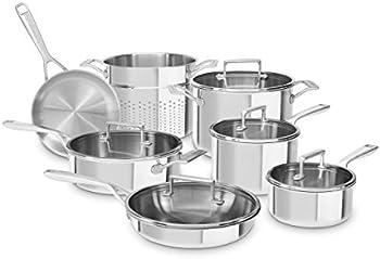 KitchenAid 12 Pc. Cookware Set