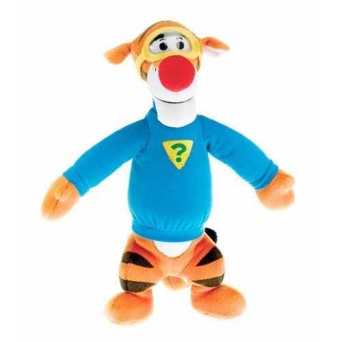 Fisher-Price Tigger Super Sleuth Weich Spielzeug