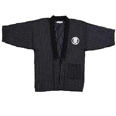 MAYSONG Men's Japan Kimono Yukata Cardigan