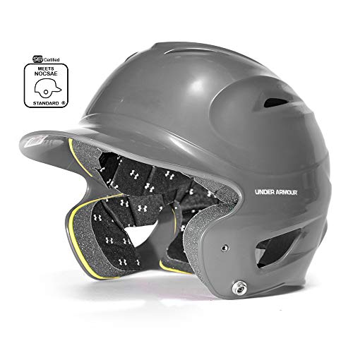 Under Armour Classic Solid Molded Batting - Baseball Helmet