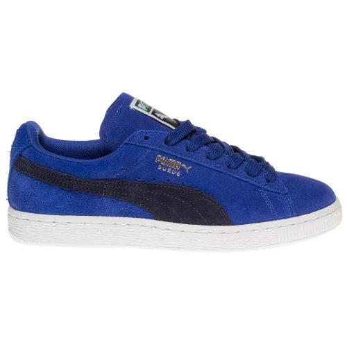 Puma Suede Classic Damen Sneaker Blau