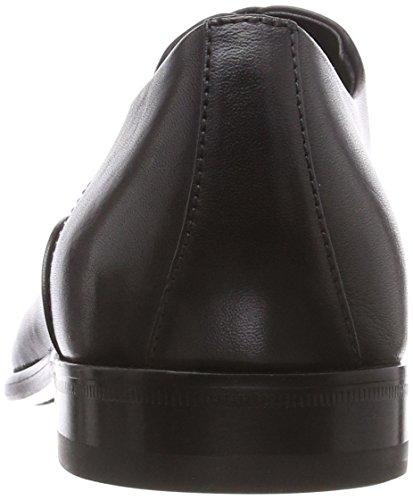 HUGO Herren Appeal_oxfr_ltct Oxfords Schwarz (Black 001)