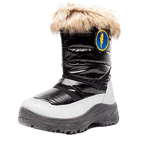 quest snow boots for girls - 8