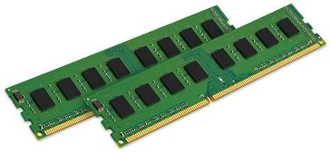 Kingston KVR800D2N6K2/4G ValueRAM 4GB 800MHz DDR2 Non-ECC CL6 DIMM Desktop Memory (Kit of 2) Memory at amazon