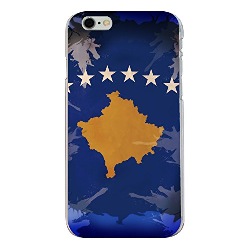 "Disagu Design Case Coque pour Apple iPhone 6 PLUS Housse etui coque pochette ""Kosovo"""