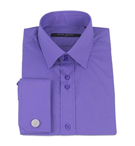 Guide London - Camisa de vestir - para hombre