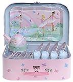 Jewelkeeper 15 Piece Girls Pretend Toy Tin Tea