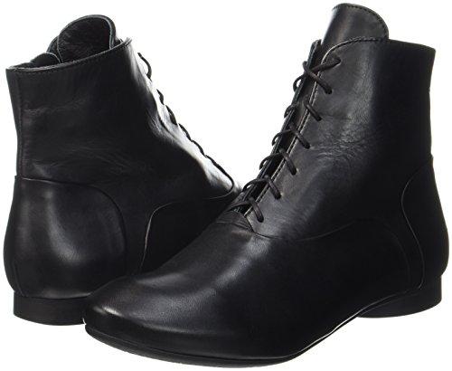 schwarz 00 Femme Noir Boots Think Guad Desert wxq1TffzHZ
