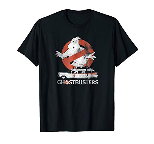 Ghostbusters No Ghost with Ecto Vector -