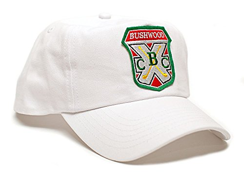 Bushwood Hat Country Club Caddyshack Movie One Size Baseball Cap White