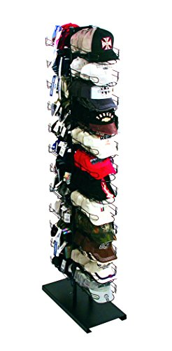 Floor Hat Display with 24 Pockets by RICH