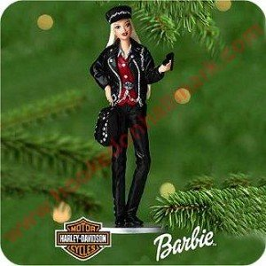 (Hallmark QXI8554 Harley-Davidson Keepsake Ornament 2000)