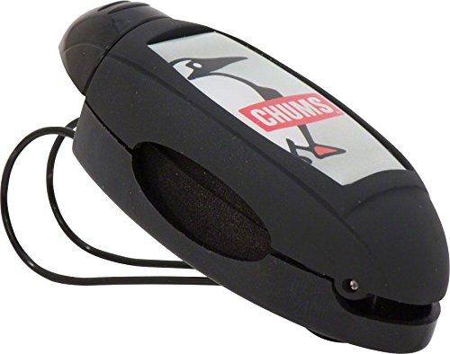 Chums ChumBug Visor Eyewear Clip - - Black Eyewear Fly