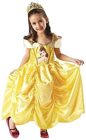 Disney 154521L - Disfraz princesa (7 años): Amazon.es ...