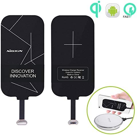 Nillkin Wireless Receiver Narrow Side Qi Enabled product image