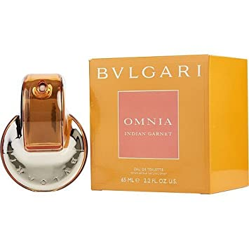 Bvlgari Omnia Indian Garnet EDT Spray for Women, 2.2 Ounce