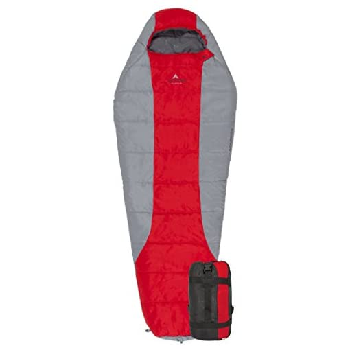 TETON Sports Tracker +5F Ultralight Sleeping Bag