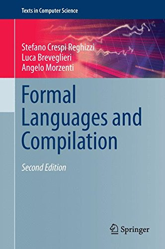 Formal Languages and Compilation (Texts in Computer Science) by Springer