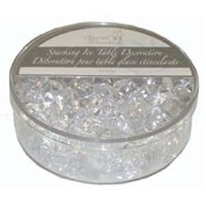 Cristales de hielo mesa redondas 270 G caja - X35205