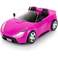 Super Joy Convertible Car for Dolls (Great for Barbie...