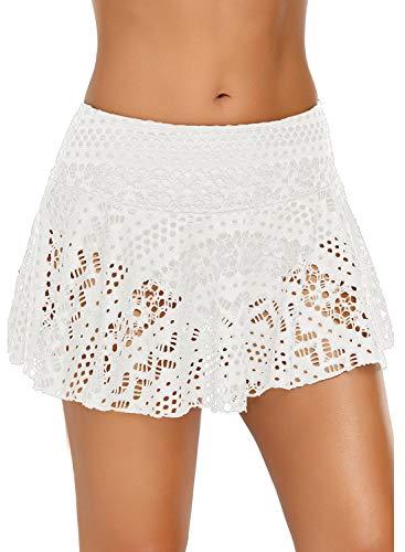 REKITA Womens Crochet Bikini Bottom product image
