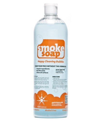 Smoke Soap Cleaning Solution by 420 Science - 32oz  sc 1 st  Amazon.com & Amazon.com: Smoke Soap Cleaning Solution by 420 Science - 32oz: Home ...