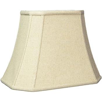 Amazon Com Royal Designs Rectangle Cut Corner Lamp Shade