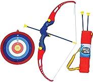 Kit Arco e Flecha Bel Fix Multicor