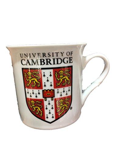 University Shield - Official Cambridge University Ceramic Mug - Displays Cambridge University Shield