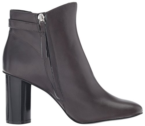 Nine West Women's Vaberta Ankle Bootie Dark Grey cd30aQuDQ