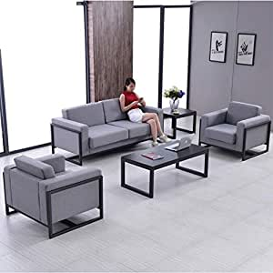 Amazon.com: JINPENGRAN Sofá de salón, sofá de moda, sofá ...
