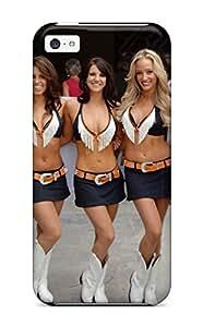 For Iphone 5c Fashion Design Cheerleader Nfl Footballenverroncos Case-zBGUHGH1711lkTzw