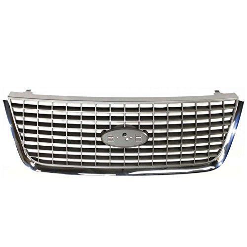 04 Ford Expedition Grille - 1