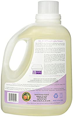 Earth Friendly Products Baby Ecos Laundry Detergent, Lavender and Chamomile, 170 Ounce