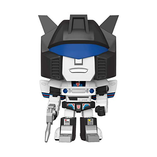 Funko- Pop Vinyl Transformers-Defensor Retro Toys S3 Figura Coleccionable, Multicolor (50968)