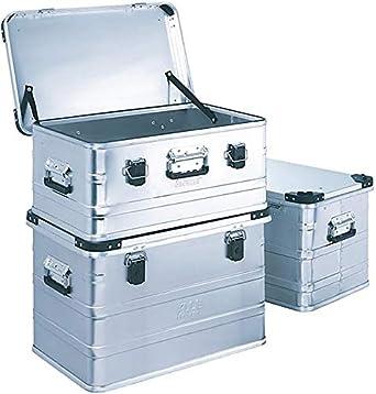Alutec - Caja de aluminio (serie D, en distintos tamaños)