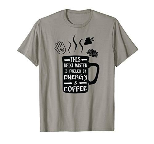 Reiki Design For A Reiki Master Or Energy Healer T-Shirt
