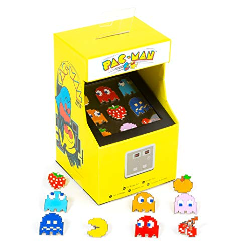 Pac Man Arcade Pin Badge Set for sale  Delivered anywhere in USA