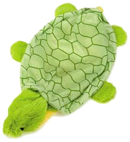 Grriggles US1608 14 15 Lakeshore Unstuffies Turtle Dog Squeak Toy, Small