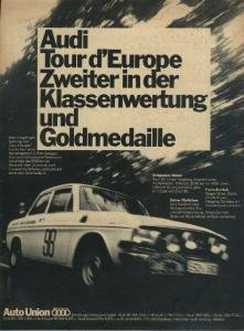 1968 AUDI 60 ZWEITÜRIGE LIMOUSINE