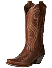 Ariat Women's Lively Cowgirl Boot Square Toe