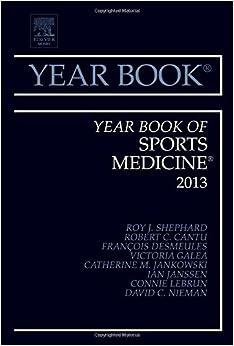 Year Book of Sports Medicine 2013, 1e (Year Books)