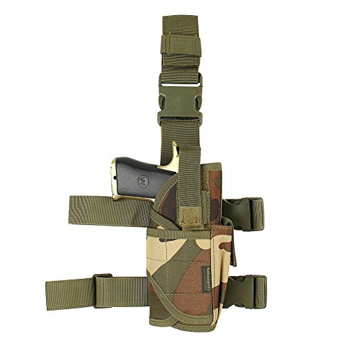 Adjustable Holster%EF%BC%8CTactical Holster camouflage Magazine product image